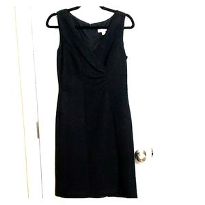 Sleeveless LBD/cocktail dress